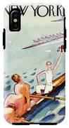New Yorker June 15 1935 IPhone X Tough Case