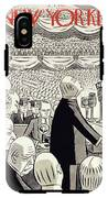 New Yorker June 22 1940 IPhone X Tough Case
