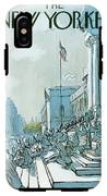 New Yorker June 27th, 1977 IPhone X Tough Case
