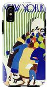 New Yorker June 4 1932 IPhone X Tough Case