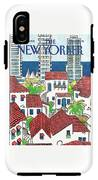 New Yorker March 14th, 1988 IPhone X Tough Case