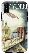 New Yorker March 7, 2005 IPhone X Tough Case