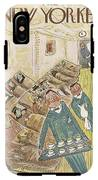 New Yorker May 10th, 1947 IPhone X Tough Case