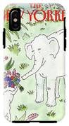 New Yorker May 11th, 1992 IPhone X Tough Case