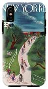 New Yorker May 28th, 1938 IPhone X Tough Case