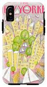 New Yorker May 2nd, 1988 IPhone X Tough Case