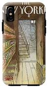 New Yorker November 10th, 1980 IPhone X Tough Case