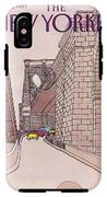 New Yorker November 14th, 1983 IPhone X Tough Case