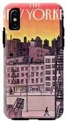 New Yorker November 25th, 1985 IPhone X Tough Case
