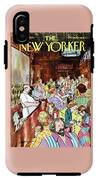 New Yorker November 27th, 1971 IPhone X Tough Case