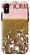 New Yorker November 6th, 1965 IPhone X Tough Case