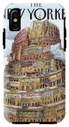 New Yorker October 2nd, 1995 IPhone X Tough Case