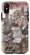 New Yorker September 28th, 1998 IPhone X Tough Case