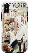 New Yorker September 4 1937 IPhone X Tough Case
