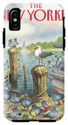 New Yorker September 5th, 1994 IPhone X Tough Case