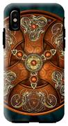 Norse Chieftain's Shield IPhone X Tough Case