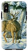 Not This Year - Mule Deer IPhone X Tough Case