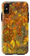 October Watercolors_1 IPhone X Tough Case
