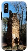 Old Chimney Still Standing IPhone X Tough Case