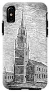 Old North Church, 1775 IPhone X Tough Case