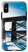 Old Rail Tressel IPhone X Tough Case