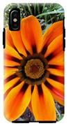Orange IPhone X Tough Case