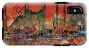 Orlando City Collage 2 IPhone X Tough Case
