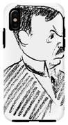 Oskar Pfister (1873-1956) IPhone X Tough Case