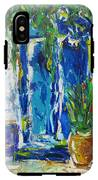 Our Blue Door IPhone X Tough Case