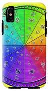 Ouroboros Alchemical Zodiac IPhone X Tough Case