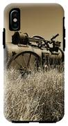 Out Of Steam IPhone X Tough Case