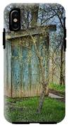 Outhouse In Spring IPhone X Tough Case