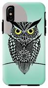 Owl 5 IPhone X Tough Case