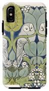 Owls, 1913 IPhone X Tough Case