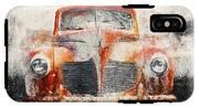 Painted 1940 Desoto Deluxe IPhone X Tough Case