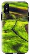 Palouse Glow IPhone X Tough Case