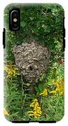 Paper Hornet Nest IPhone X Tough Case