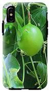 Passion Fruit IPhone X Tough Case