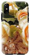Pearl Roses IPhone X Tough Case