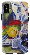 Pears And Figs IPhone X Tough Case