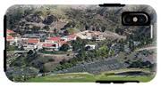 Pepperdine University On A Hill IPhone X Tough Case