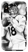 Peyton Manning IPhone X Tough Case