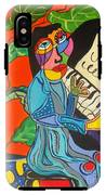 Piano Lady IPhone X Tough Case