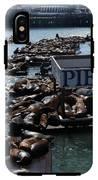 Pier 39 San Francisco Bay IPhone X Tough Case