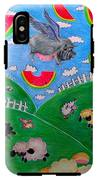 Pigs Can't Fly IPhone X Tough Case