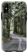 Pine Trees IPhone X Tough Case