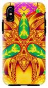 Pineal Flux IPhone X Tough Case