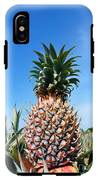 Pineapple IPhone X Tough Case