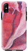 Pinkrose#5-2 IPhone X Tough Case