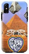 Platinum Ray IPhone X Tough Case
